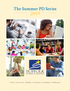 Summer PD Series 2019 eBrochure